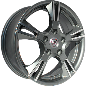 Диск NZ Wheels SH586 16x6,5 5x114,3 ET55 64,1 GMF