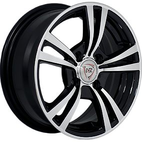 Диск NZ Wheels SH591 15x6,5 4x100 ET40 73,1 SF