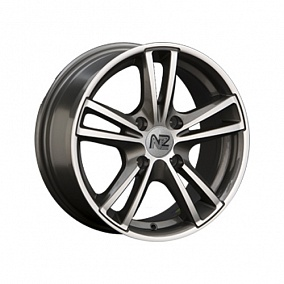 Диск NZ Wheels SH596 13x5,5 4x98 ET35 58,6 GMF