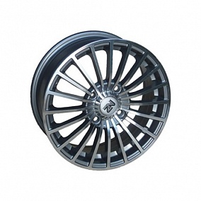 Диск NZ Wheels SH597 15x6,0 5x108 ET52,5 63,4 GMF