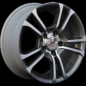 Диск NZ Wheels SH598 14x6,0 4x98 ET35 58,6 GMF