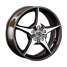 Диск NZ Wheels SH601 15x6,0 5x100 ET38 57,1 MBF