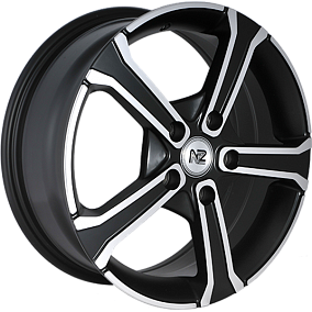 Диск NZ Wheels SH602 16x6,5 5x114,3 ET52,5 67,1 GMF