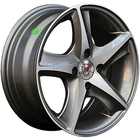 Диск NZ Wheels SH605 14x6,0 4x100 ET40 73,1 GMF