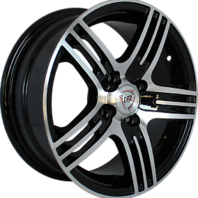 Диск NZ Wheels SH606 14x6,0 4x98 ET35 58,6 GMF
