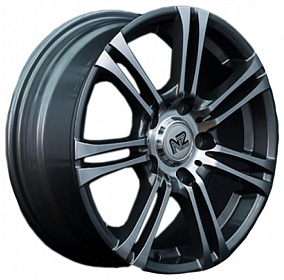 Диск NZ Wheels SH624 15x6,0 5x100 ET38 57,1 GMF