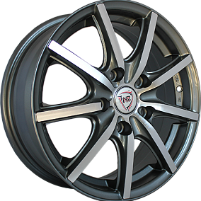 Диск NZ Wheels SH628 15x6,0 5x100 ET48 56,1 GMF