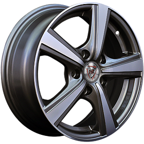 Диск NZ Wheels SH629 15x6,0 5x100 ET48 56,1 GMF