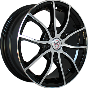 Диск NZ Wheels SH630 15x6,0 5x114,3 ET52,5 73,1 BKF