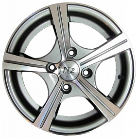 Диск NZ Wheels SH631 15x6,0 5x114,3 ET52,5 73,1 BKF