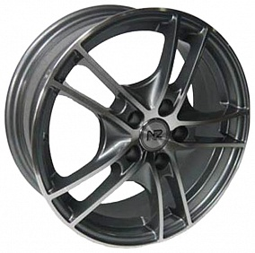 Диск NZ Wheels SH632 15x6,0 5x114,3 ET39 73,1 GMF