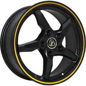 Диск NZ Wheels SH635 16x6,5 5x114,3 ET52,5 67,1 MBYS
