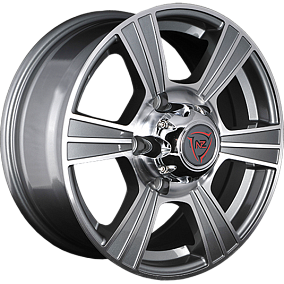 Диск NZ Wheels SH637 16x7,0 5x139,7 ET35 98,5 GMF
