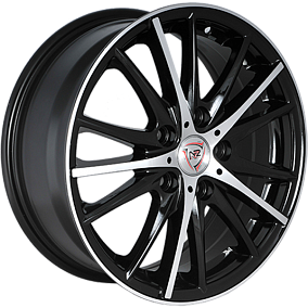 Диск NZ Wheels SH641 15x6,0 4x114,3 ET45 73,1 BKF