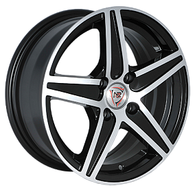 Диск NZ Wheels SH643 13x5,5 4x98 ET35 58,6 BKF