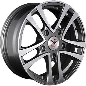 Диск NZ Wheels SH645 16x6,5 5x139,7 ET40 98,6 BKF