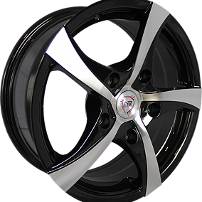 Диск NZ Wheels SH646 15x6,5 5x139,7 ET40 98,6 BKF
