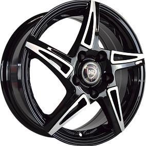 Диск NZ Wheels SH661 15x6,0 4x100 ET36 60,1 BKF
