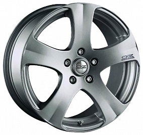 Диск OZ Racing 5 Star 16x7,0 5x108 ET40 d-l diamantata
