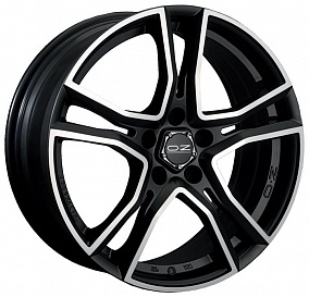 Диск OZ Racing Adrenalina 17x8,0 5x114,3 ET45 75 diamantata