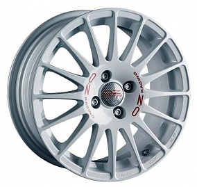 Диск OZ Racing Superturismo WRC 15x6,0 4x100 ET37 d-s