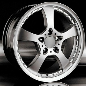 Диск Racing Wheels H-120 17x7,0 5x114,3 ET45 67,1 BK/FP
