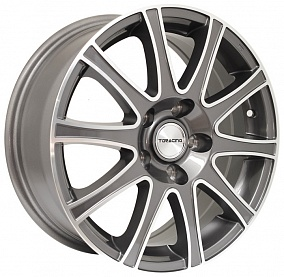 Диск TGRacing L015 17x7,5 5x108 ET40 73,1 white pol