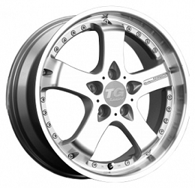 Диск TGRacing LRE006 18x7,5 5x114,3 ET43 73,1 matt gm