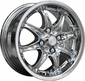 Диск TGRACING LYN004 14x6,0 8x100x114,3 ET38 73,1 white