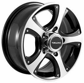 Диск TGRacing LZ271 16x6,5 5x139,7 ET40 98,5 gm pol