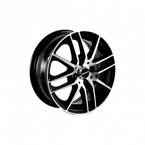 Диск TGRacing LZ406 15x6,0 4x98 ET38 58,5 black P