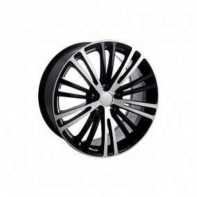 Диск TGRacing LZ461 18x8,0 5x112 ET42 73,1 black P