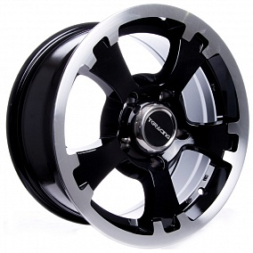 Диск TGRacing LZ566 15x7,0 5x139,7 ET15 110,5 black P