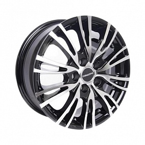 Диск TGRACING LZ748 15x5,5 5x114,3 ET47 67,1 white black