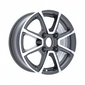 Диск TGRacing LZ749 15x6,0 4x100 ET45 60,1 gm pol