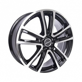 Диск TGRacing LZ750 17x7,0 5x114,3 ET45 60,1 gm pol