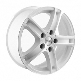 Диск TGRacing TGD010 16x6,5 5x108 ET52,5 63,3 whate pol