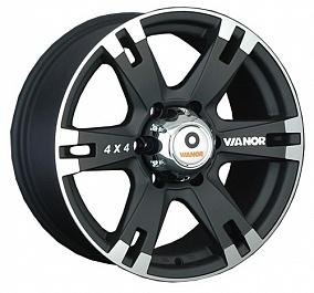 Диск Vianor VR35 17x8,0 6x139,7 ET25 106,1 MBF