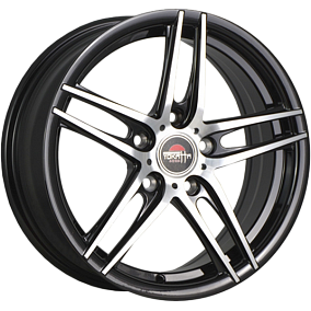 Диск Yokatta Model Forged-502 16x6,5 5x114,3 ET40 66,1 BK