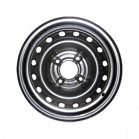 Диск Кременчугский колёсный завод Chevrolet 13x5,0 4x100 ET45 56,6 черный