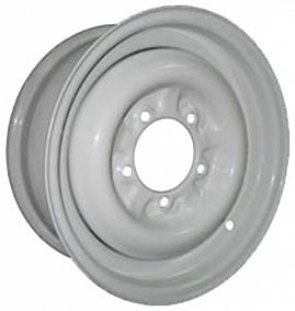 Диск Кременчугский колёсный завод УАЗ-3151 15x6,0 5x139,7 ET22 108,5 белый