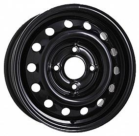 Диск ТЗСК Chevrolet Aveo 15x6,0 5x105 ET39 56,6 черный