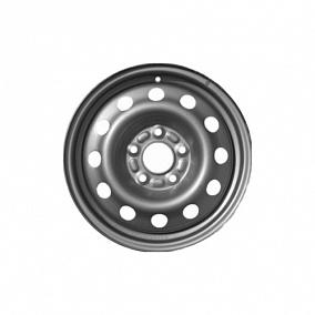Диск ТЗСК Renault Duster 16x6,5 5x114,3 ET50 66,1 серебристый металлик