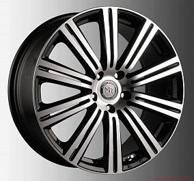 Диск GR MR277 15x6,0 5x114,3 ET45 73,1 BFP